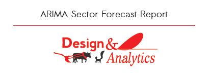 Design and Analytics: ARIMA Sector Forecast Report